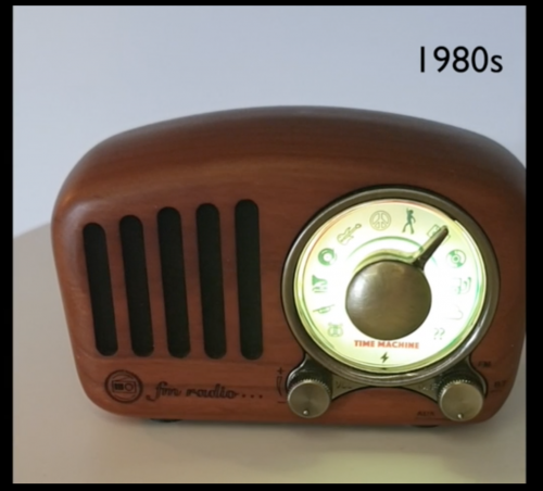 Go back in time with a Raspberry Pi-powered radio - Raspberry Pi