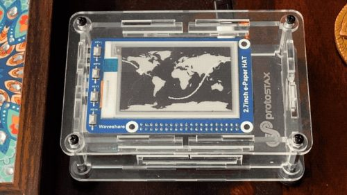 International Space Station Tracker | The MagPi 96