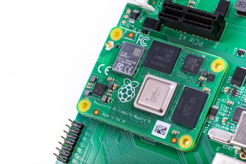 Designing the Raspberry Pi Compute Module 4