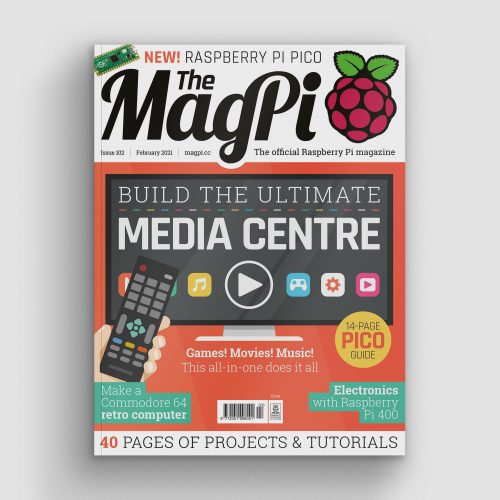 MagPi 102 cover