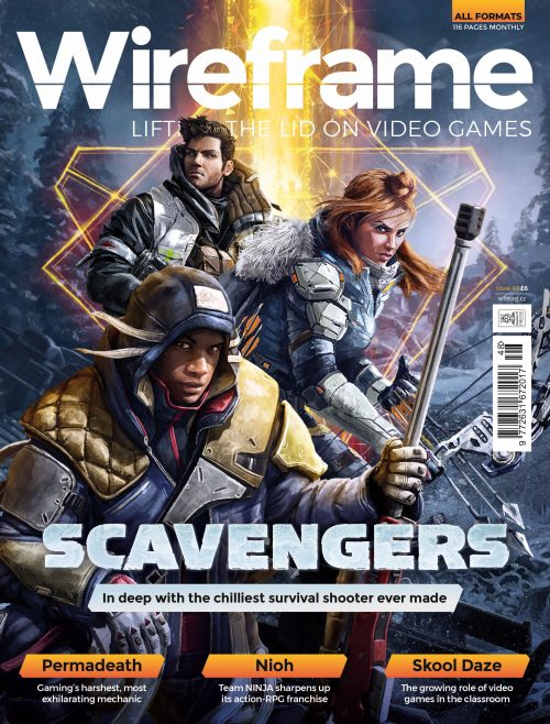 Wireframe issue 48