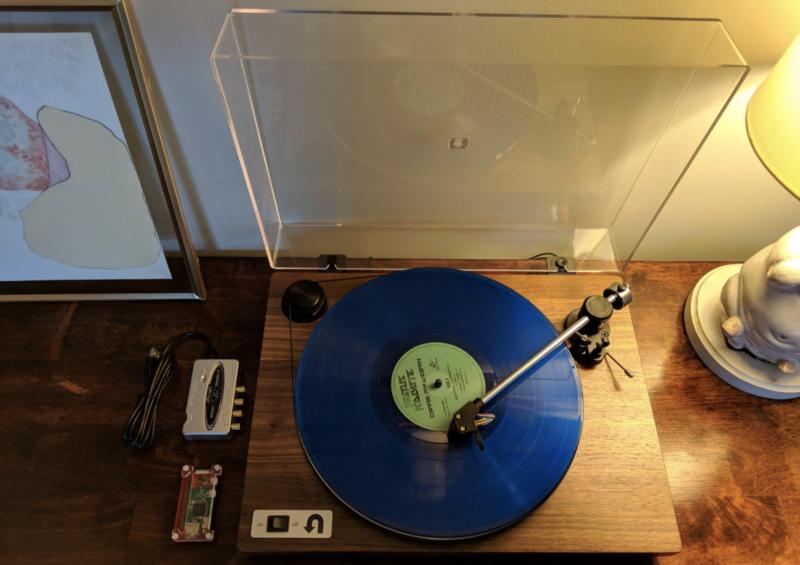 Guy previously used Raspberry Pi to stream albums around his home