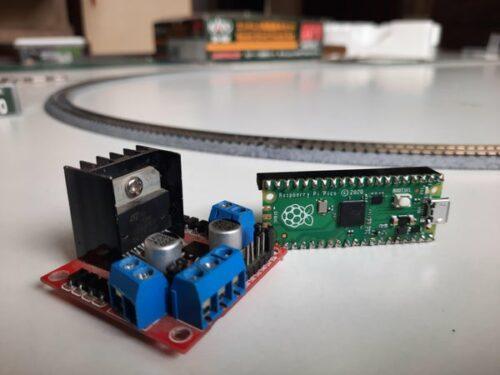 Raspberry Pi Pico-controlled model railroad - Raspberry Pi