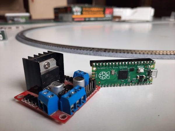 mini railroad build kit