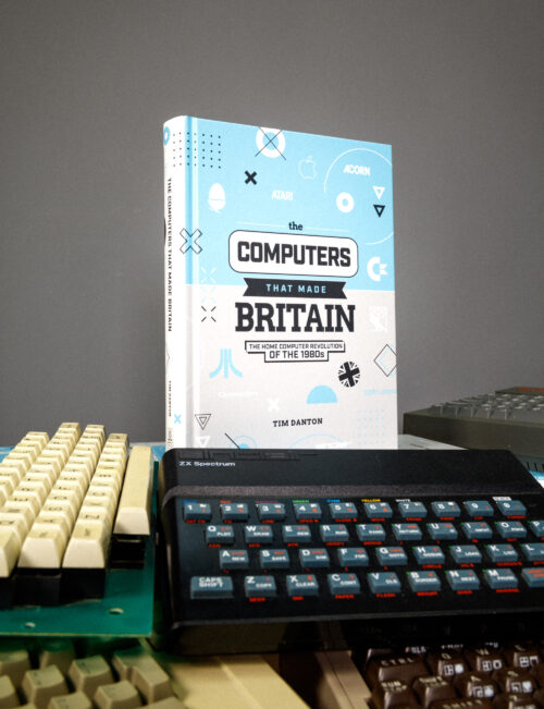 The home computer boom of the 1980s brought with it now-iconic machines. Machines that would go on to inspire a generation, such as the ZX Spectrum, B