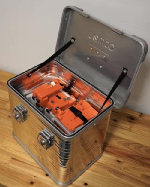 cyberdeck in box