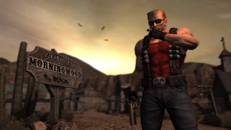 Duke Nukem Forever is an example of a major game that suffered for its lack of creative direction