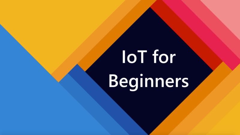 IoT for Beginners logo