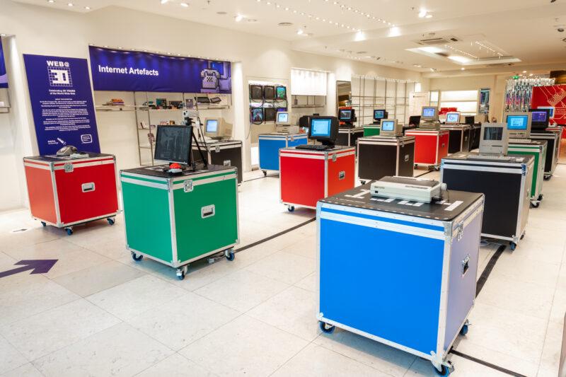 centre for computing history web at 30