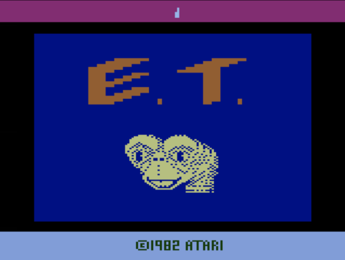 ET for Atari
