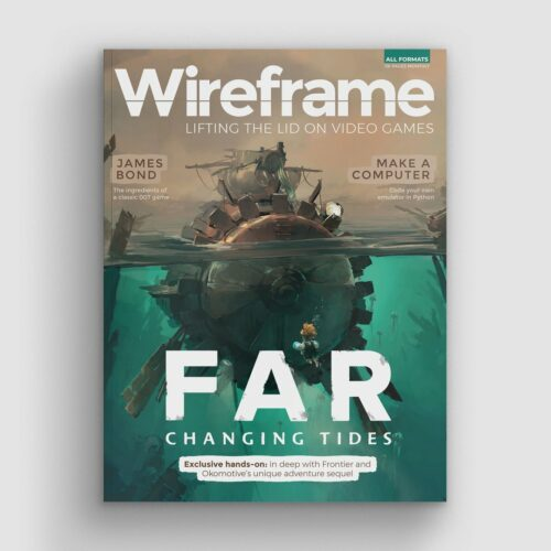 wireframe 54 cover