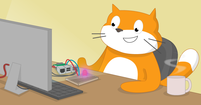 physical computing with scratch raspberry pi learning resources